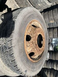 Single Drive Ford Cargo 215/75R17.5 Wheel & Tyre Dated Dot Code 2018