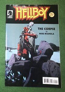 Hellboy Dark Horse Comics Modern Age Halloween ComicFest 2017 Mike Mignola vf
