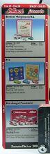 Schuco Piccolo Sammelfächer 2005 mit Mini-CD # 01667
