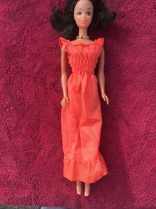 Vintage Barbie (1971) Walk Lively - Steffie Face Suntan Body