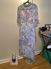 Other Stories Viscose Floral Dress Size 10