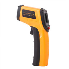 GM320 Non-Contact Laser Digital LCD Display IR Infrared Thermometer Industry LI@