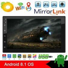 "7"" Tactile Autoradio 2Din Android8.1 Voiture Car Stéréo MP5 Player GPS Nav WiFi"
