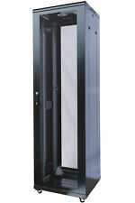 "42U Rack Mount Network Server Cabinet Enlosure 600MM (23.6"") Deep w/ a fan unit"
