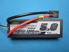 TURNIGY 5000mAh 2S 7.4V 20-30C HARD-CASE LIPO BATTERY ROAR TRX TRAXXAS TRUCK CAR