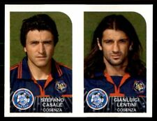 Panini Calciatori 2002-2003 - Cosenza Stefano Casale / Gianluigi Lentini No.499