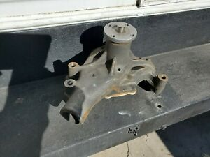chevy 350 water pump from autozone