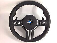 BMW M M3 M2 M4 X5M X6M F87 F80 F30 F82 M83 F15 F16 Steering Wheel VIBRO+SHIFTERS
