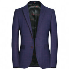 New Style Fashion Mens Casual Slim Formal Two Buttons Suits Blazer Jackets