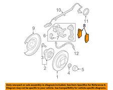 NISSAN OEM Brake-Rear Pads 440604U092