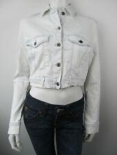 Diesel Damen Jeansvest Jacket Jacke Mantel De-Ruine Weste M