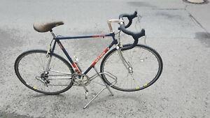 Rennrad Bio Racer Stahl Rahmen Gr 55 cm mit Campagnolo