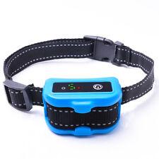 Rechargeable No Bark Dog Collar Beep Vibration Shock Anti-bark E-Collar IP67