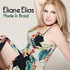Eliane Elias - Made In Brazil (NEW CD)