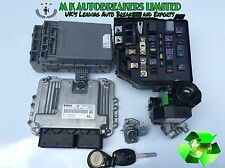 Honda Civic MK8 From 06-11 Complete ECU Kit With Key Barel (Breaking For Parts)