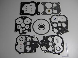 Walker Products 151045A Carburetor Repair Kit CHEVROLET (8) 1980-88