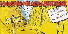 KNUSPER-KNACK-ABENTEUER Die 2 Freunde im Tal der Pueblos Piccolo Werbecomic