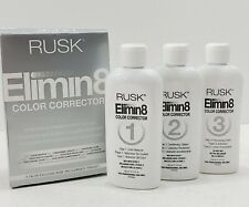 RUSK ELIMIN8 Color Corrector Kit NEW BOXED