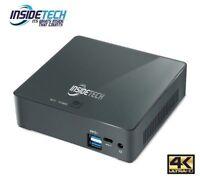 Intel Mini PC Micro i7 7th Gen   8gb RAM   128gb SSD   Win 10 Pro   Mini PC NUC