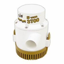 "Rule 13A   3700 G.P.H. ""Gold Series"" Bilge Pump"