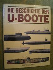 Die Geschichte der U-Boote - Untersee-Boote, Atom-U-Boote, U-Jagd
