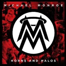 MICHAEL MONROE - HORNS AND HALOS  CD NEW!