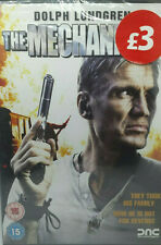 The Mechanik (DVD) directed & starring Dolph Lundgren NEW Sealed ☆FREE FAST POST