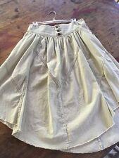 FREE PEOPLE Jean Denim Boho Skirt Women Size 27