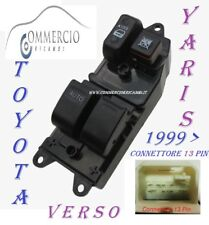 Pulsantiera Alzavetro Toyota Yaris VERSO dal 1999 al 2005 13 Pin 84820-52170