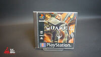 Quake II 2 PS1 Complete With Manual PlayStation One 2 VGC CONDITION FREE UK POST