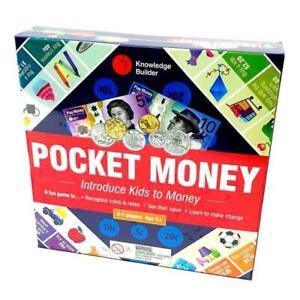 Knowledge Builder - Pocket Money Board Game - Designed in Melbourne