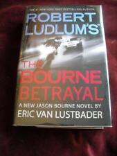 Eric Van Lustbader (Robert Ludlum) - THE BOURNE BETRAYAL - 1st