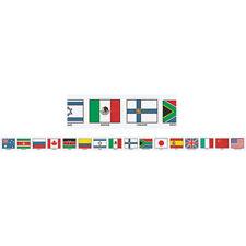 Border Flags Of Nations McDonald Publishing MC-Y1512