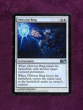 Oblivion Ring core set  MTG PLAYED (see scan)
