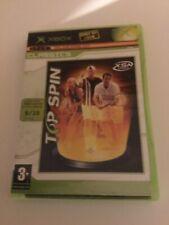Top Spin (Xbox) 2003   original xbox