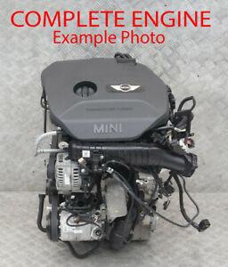 BMW Mini Cooper F55 F56 F57 Bare Engine B38A15A Petrol B38 11k miles WARRANTY