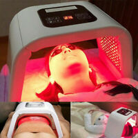 7 Color LED Photon Light Therapy Face Body Beauty Machine Skin Rejuvenation new
