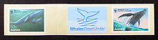 Australian Decimal Stamps: 2006 Whales Down Under - Set of 2 P&S MNH