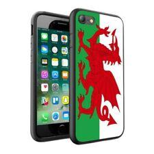 Wales Flag Printed Design Hard Skin Case Cover for Various Phone Models - 0237