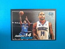 2009-10 Panini NBA Basketball n.147 Jameer Nelson Orlando Magic