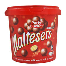 *NEW* MALTESERS Original Chocolate Bucket Candies Malt Ball Snack dessert 465g
