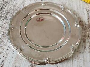 WMF Cromargan Englische Rose, 17,5cm Teller, Platte, Untersetzer