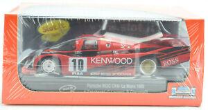 """Slot It """"Kenwood"""" Porsche 962C CK6 - 1989 Le Mans 1/32 Scale Slot Car CA34C"""