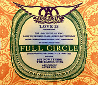 Aerosmith ‎Maxi CD Full Circle - Promo - Europe (EX/EX)