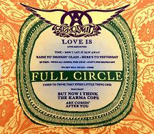 Aerosmith Maxi CD Full Circle - Promo - Europe (EX/EX)