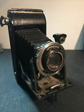 Voigtlander Bessa 6x9 Folding 120 Film Camera Voigtar 11cm