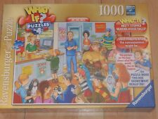 1000 Piece Jigsaw Puzzle by Ravensburger - What If? No 4 At The Vets - NEW&SEALE