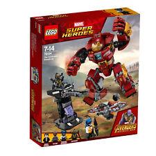 LEGO Marvel Super Heroes 76104 Der Hulkbuster Smash-Up Le combat N3/18