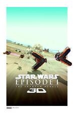 "Star Wars Phantom Menace ( 11"" x 17"" )Movie Collector's Poster Print (T4)- B2G1F"