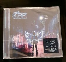 Freedom Child - The Script (Album) [CD] NEW SEALED